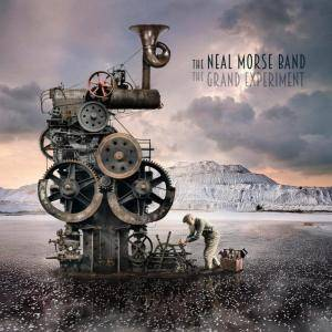 The Neal Morse Band: Grand Experiment, The - Cover