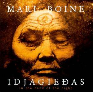 Cover - Mari Boine: Idjagieðas - In The Hand Of The Night