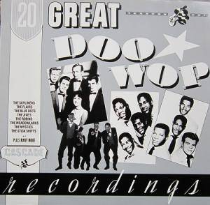 Cover - Jive Five, The: 20 Great Doowop Recordings