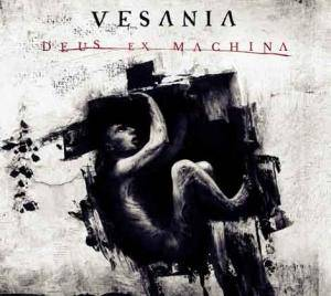 Cover - Vesania: Deus Ex Machina