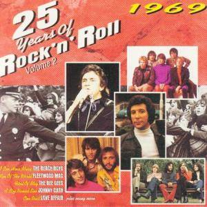 Cover - Judy Clay & William Bell: 25 Years Of Rock 'n' Roll  1969 - Volume 2