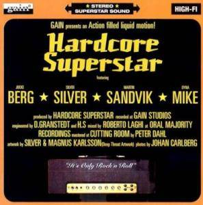 Cover - Hardcore Superstar: It's Only Rock'n'Roll