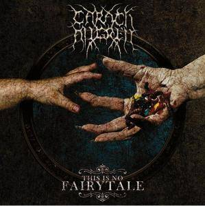Carach Angren: This Is No Fairytale - Cover