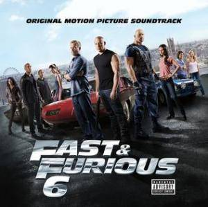 Cover - Deluxe: Fast & Furious 6: Original Motion Picture Soundtrack