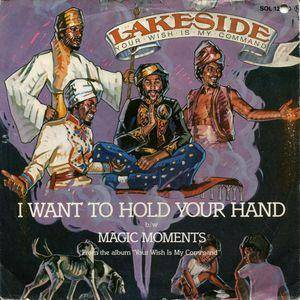 Cover - Lakeside: I Want To Hold Your Hand