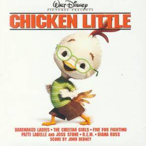 Cover - Five For Fighting: Chicken Little