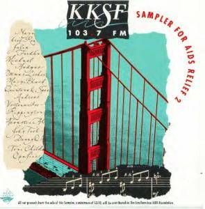 KKSF 103.7 Fm Sampler For Aids Relief 2 - Cover