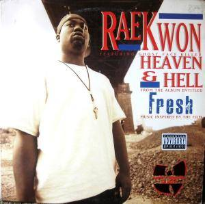 Cover - Raekwon: Heaven & Hell