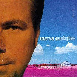 Cover - Robert Earl Keen: Walking Distance