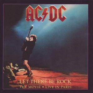 Cover - AC/DC: Let There Be Rock - The Movie-Live In Paris