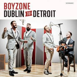 Cover - Boyzone: Dublin To Detroit