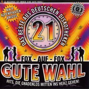 Gute Wahl 21 - Cover