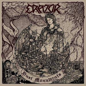 Erazor: Dust Monuments - Cover