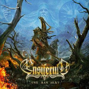 Ensiferum: One Man Army - Cover