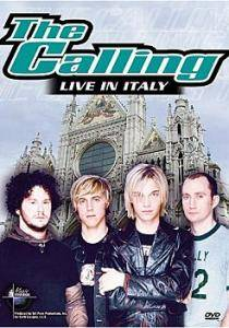 Cover - Calling, The: Live In Italy