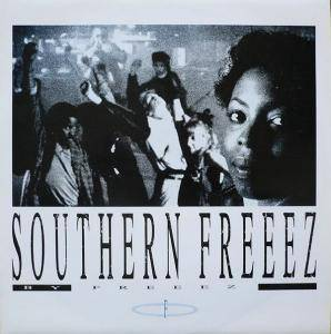 Cover - Freeez: Southern Freeez
