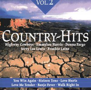 Country Hits Vol. 2 - Cover