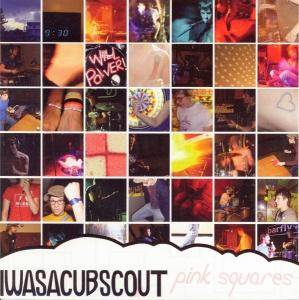 Cover - I Was A Cub Scout: Pink Squares