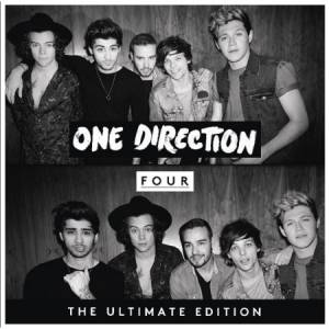 Cover - One Direction: Four