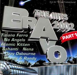 Bravo - The Hits 2002 - Part 1 - Cover