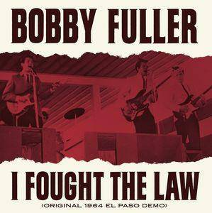 Cover - Bobby Fuller: I Fought The Law