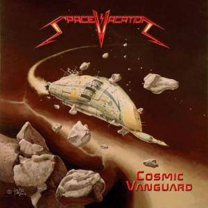 Space Vacation: Cosmic Vanguard - Cover