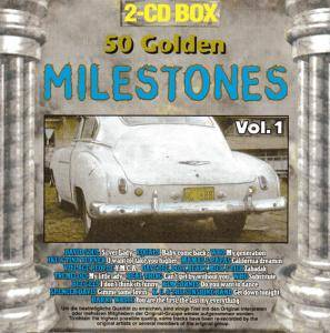 Cover - Carmen & Thompson: 50 Golden Milestones Vol. 1