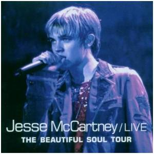 Jesse Mccartney Beautiful Soul Tour