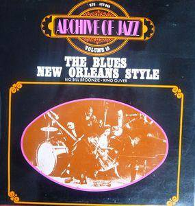 Cover - Red Onion Jazz Babies: Blues New Orleans Style, The