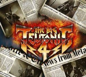 Kreator / Sodom / Tankard / Destruction: The Big Teutonic 4 - Part II (Split-Mini-CD / EP) - Bild 1