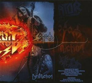 Kreator / Sodom / Tankard / Destruction: The Big Teutonic 4 - Part II (Split-Promo-Mini-CD / EP) - Bild 3