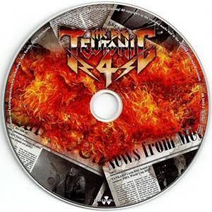 Kreator / Sodom / Tankard / Destruction: The Big Teutonic 4 - Part II (Split-Promo-Mini-CD / EP) - Bild 5