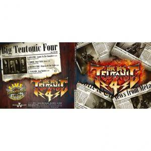 Kreator / Sodom / Tankard / Destruction: The Big Teutonic 4 - Part II (Split-Promo-Mini-CD / EP) - Bild 9