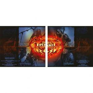 Kreator / Sodom / Tankard / Destruction: The Big Teutonic 4 - Part II (Split-Mini-CD / EP) - Bild 10