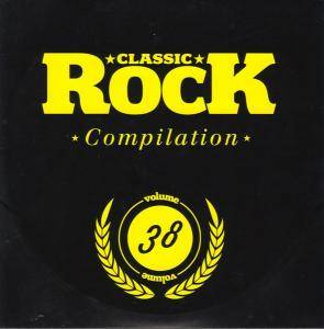 Cover - Châlice: Classic Rock 38 - Compilation Volume 38