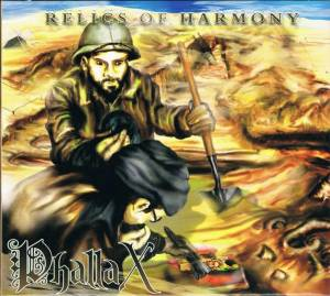 Phallax: Relics Of Harmony - Cover