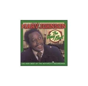 Marv Johnson: Very Best Of The Motorcity Recordings, The - Cover