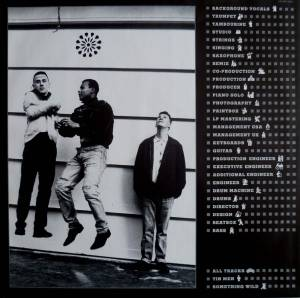 Fine Young Cannibals: The Raw & The Cooked (LP) - Bild 6
