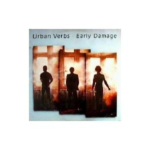 Urban Verbs: Early Damage - Cover