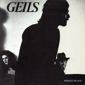 Cover - J. Geils Band, The: Monkey Island
