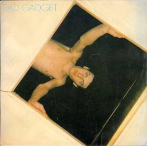 Cover - Fad Gadget: Make Room