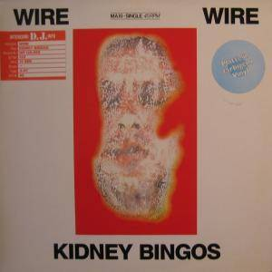 Wire: Kidney Bingos - Cover