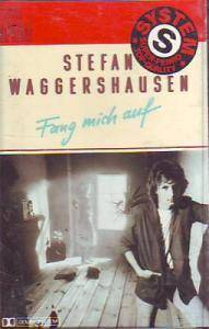 Stefan Waggershausen: Fang Mich Auf - Cover
