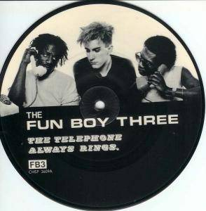 Cover - Fun Boy Three: Telephone Always Rings, The