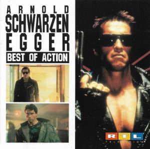 Cover - Jerry Goldsmith: Arnold Schwarzenegger - Best Of Action