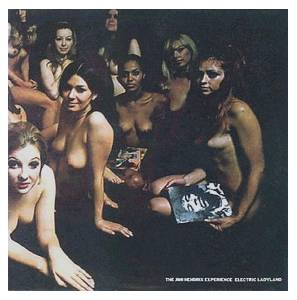 Cover - Jimi Hendrix Experience, The: Electric Ladyland