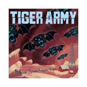 Tiger Army: Music From Regions Beyond - Cover