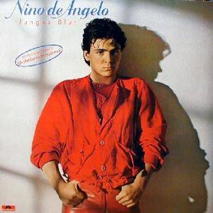 Nino de Angelo: Junges Blut - Cover