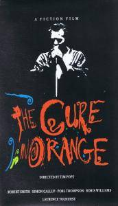 The Cure: In Orange - Cover