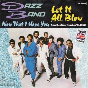 Dazz Band: Let It All Blow - Cover